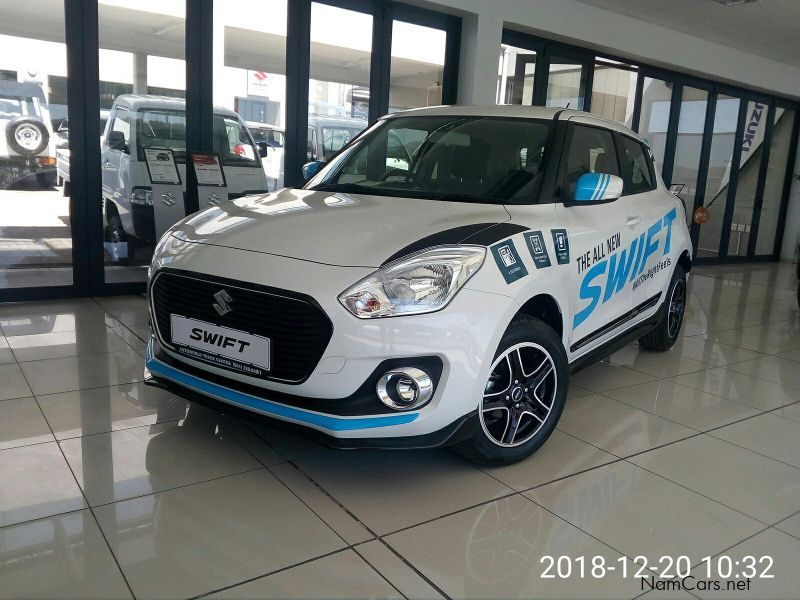 Pre-owned Suzuki Swift 1.2i GL for sale in