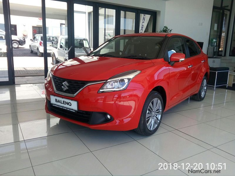 Pre-owned Suzuki Baleno 1.4i GLX for sale in