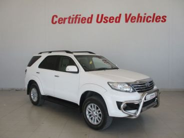 Pre-owned Toyota Fortuner V6 for sale in
