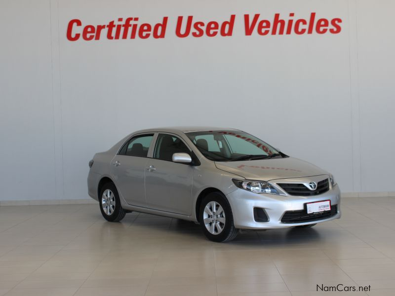 Pre-owned Toyota Corolla Quest for sale in