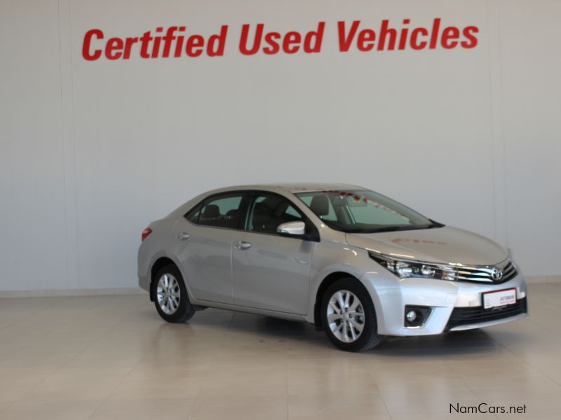 Pre-owned Toyota Corolla Ex for sale in