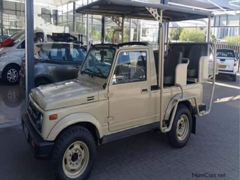 Pre-owned Suzuki Gypsy 1.3 P/Up 4x4 Game-Viewer for sale in