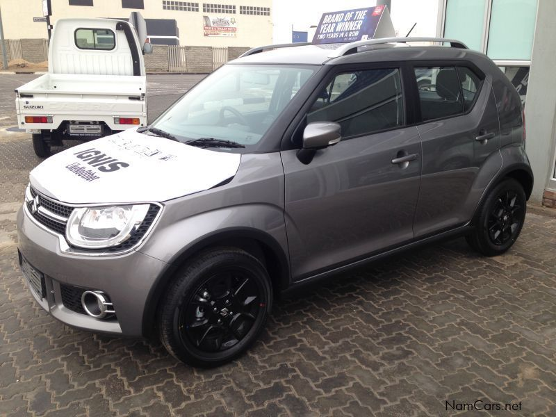 Pre-owned Suzuki Ignis 1.2i GLX M/T for sale in