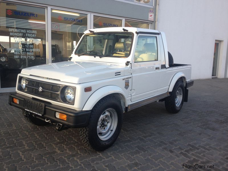 Pre-owned Suzuki Gypsy 1.3 P/Up 4x4 for sale in