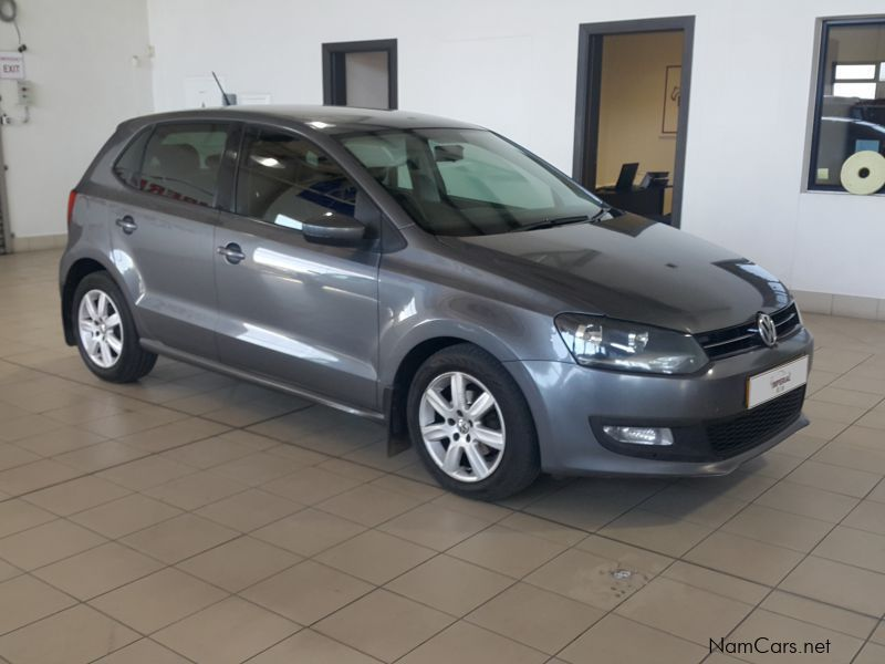 Pre-owned Volkswagen Polo C/L 1.4 H/B for sale in