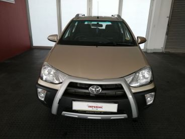 Pre-owned Toyota Etios Cross 1.5 Xs HB for sale in