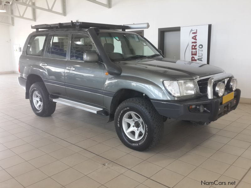 Pre-owned Toyota Land Cruiser 100 GX4500 for sale in