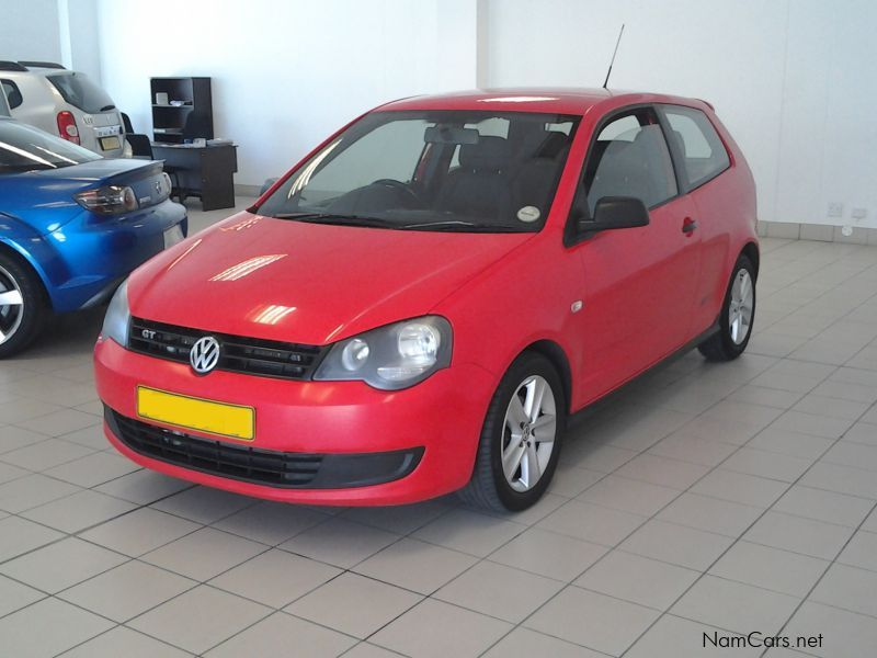 Pre-owned Volkswagen Polo vivo 1.6 GT for sale in