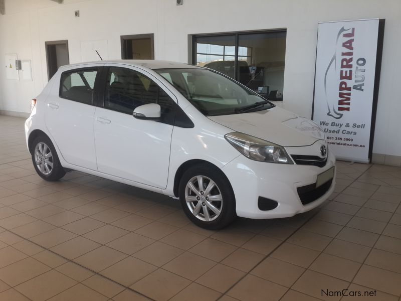 Pre-owned Toyota Yaris 1.3Xs 5Dr for sale in