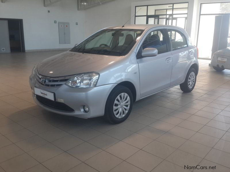 Pre-owned Toyota Etios XS Sprint 1.5 H/B for sale in