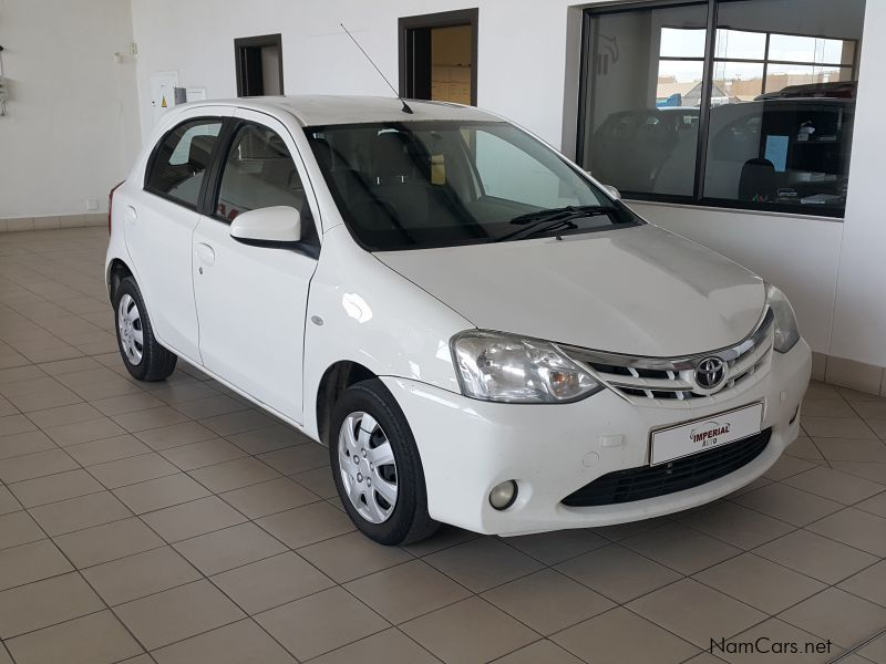Pre-owned Toyota Etios 1.5 Xs H/B (No Deposit) for sale in