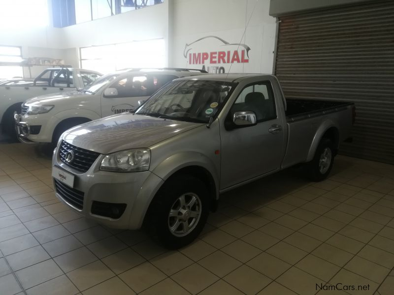 Pre-owned GWM Steed 2.4 for sale in