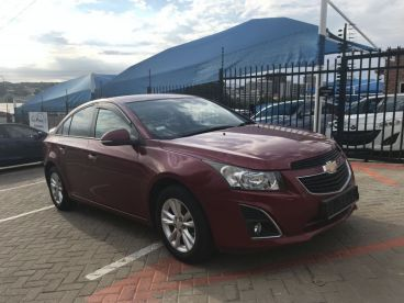 Pre-owned Chevrolet CRUZE LS 1.4L for sale in