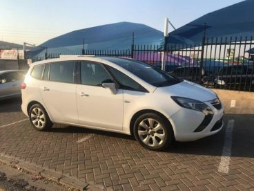 Pre-owned Opel ZAFIRA TOURER 1.4A TURBO for sale in