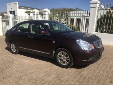 Pre-owned Nissan BLUE BIRD / SYLPHY 1.5L for sale in