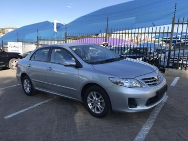 Pre-owned Toyota COROLLA ALTIS 1.6L for sale in