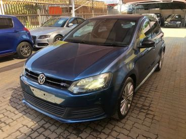 Pre-owned Volkswagen POLO GT Blue Motion for sale in