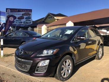 Pre-owned Mazda CX-7 CRUISING PKG  4WD for sale in