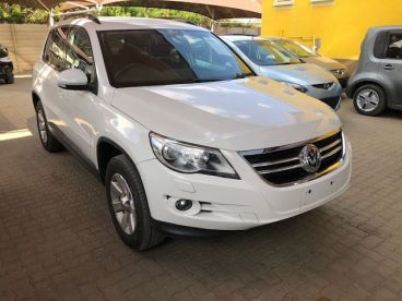 Pre-owned Volkswagen Tiguan 20. High line 4 Motion SPORT&STYLE for sale in