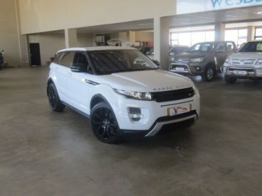 Pre-owned Land Rover Range Rover Evoque 2.0 Si4 Dynamic for sale in