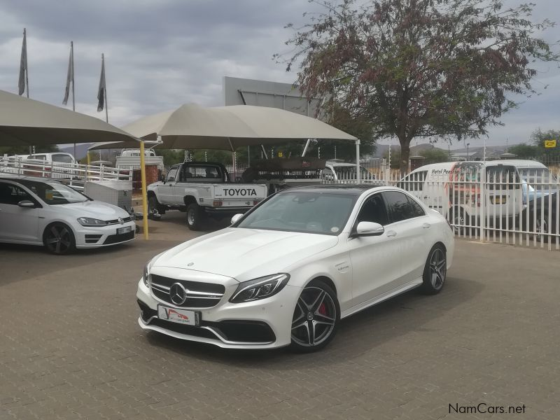 Pre-owned Mercedes-Benz C63 S AMG for sale in