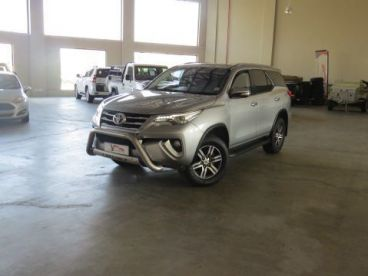 Pre-owned Toyota Fortuner 2.8 GD-6 4x4 for sale in