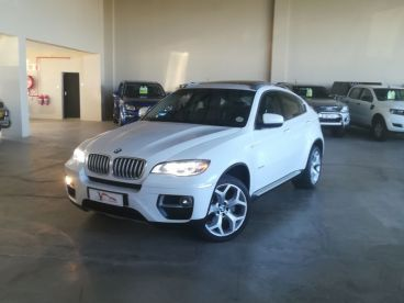 Pre-owned BMW X6 5.0i X Drive for sale in