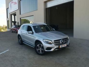 Pre-owned Mercedes-Benz GLC 250d Offroad for sale in