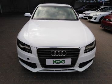 Pre-owned Audi A4 TFSI Turbo for sale in