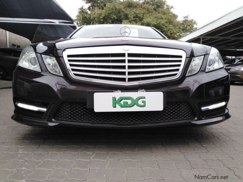 Pre-owned Mercedes-Benz E250 Blue Efficiency Elegance for sale in