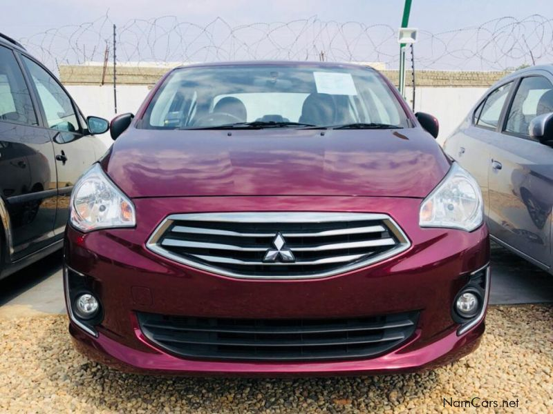 Pre-owned Mitsubishi Attrage 1.2 CVT for sale in