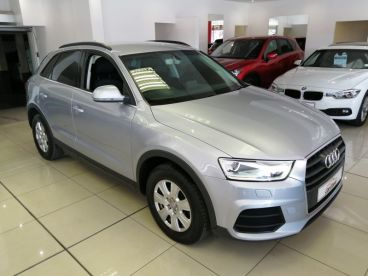 Pre-owned Audi Q3 1.4 TFSI Manual 110Kw for sale in