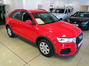 Pre-owned Audi Q3 1.4 TFSI S-Tronic 110Kw for sale in