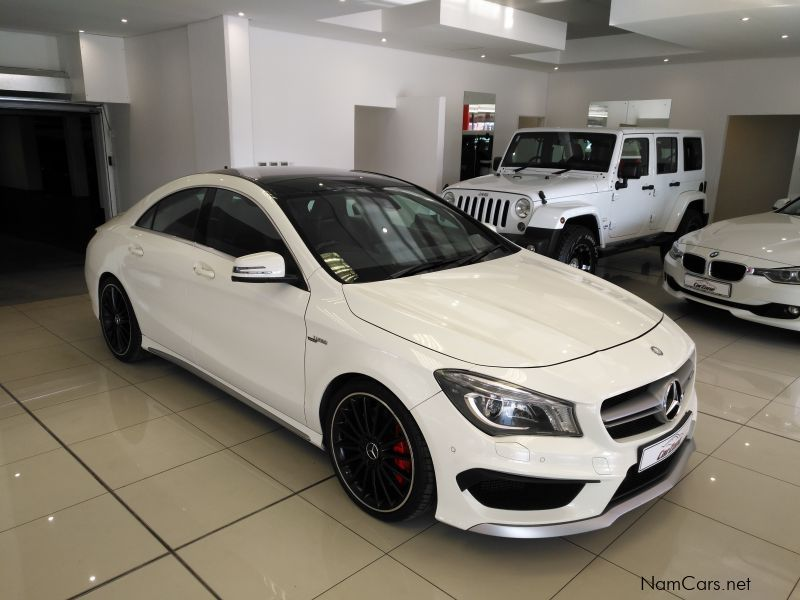 Pre-owned Mercedes-Benz CLA 45 AMG 4Matic A/T 280Kw for sale in