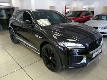 Pre-owned Jaguar F-Pace 3.0 V6 Supercharge AWD S 280Kw for sale in