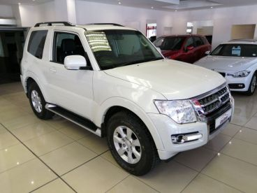 Pre-owned Mitsubishi Pajero 3.2 DID GLS A/T 4x4 2Dr for sale in