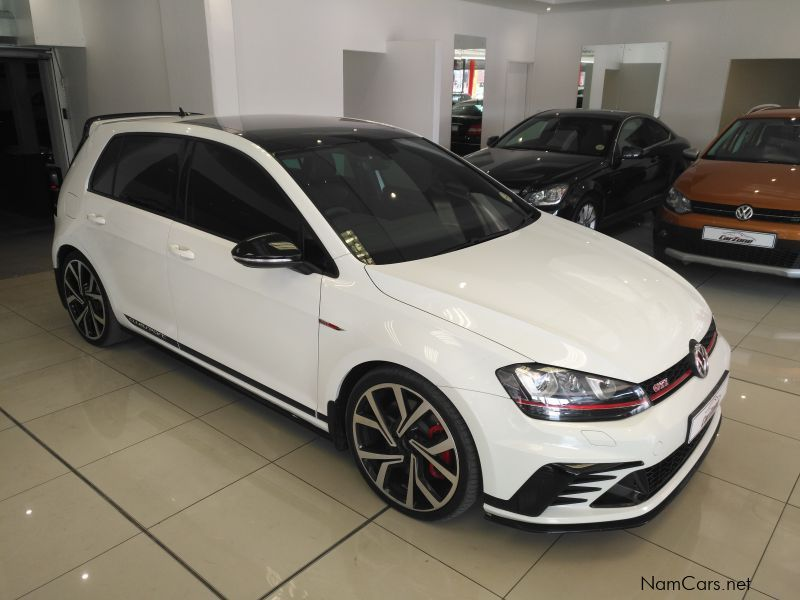 Pre-owned Volkswagen Golf 7 2.0 GTI DSG ClubSport 195Kw for sale in