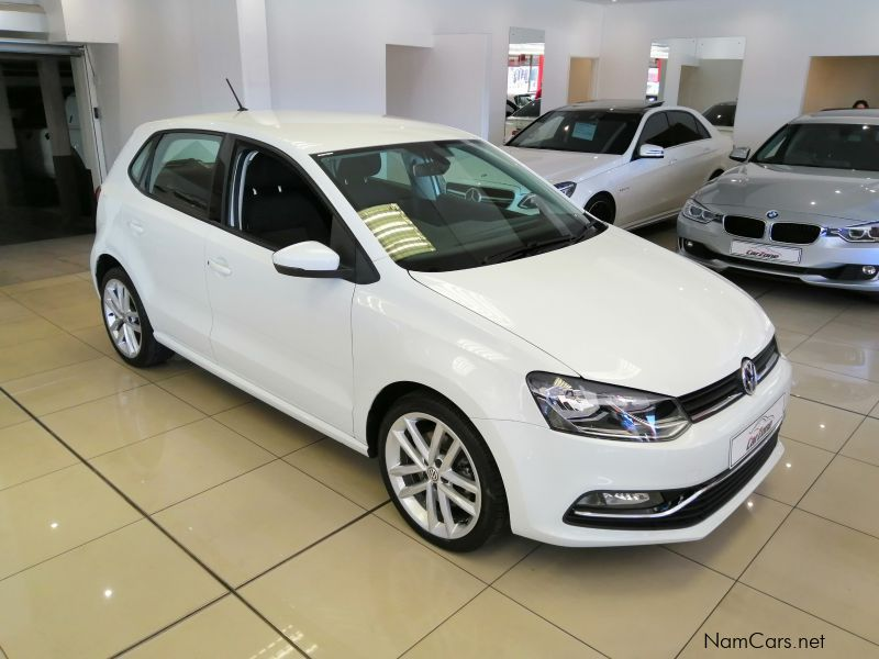 Pre-owned Volkswagen Polo 1.2 TSI Highline 81Kw for sale in