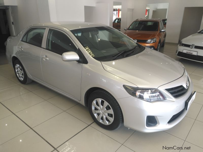 Pre-owned Toyota Corolla Quest 1.6 A/T for sale in