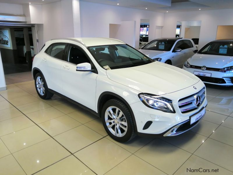Pre-owned Mercedes-Benz GLA 200 A/T 115Kw for sale in