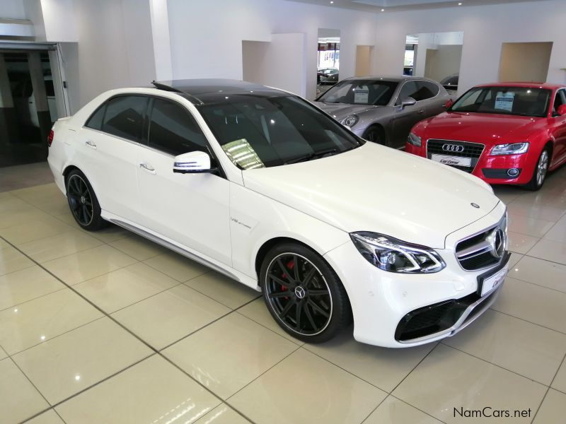 Pre-owned Mercedes-Benz E63 AMG S for sale in