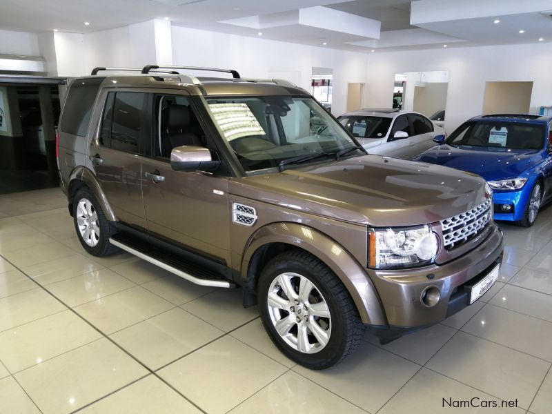 Pre-owned Land Rover Disco 4 3.0 TDV6 HSE 180Kw for sale in