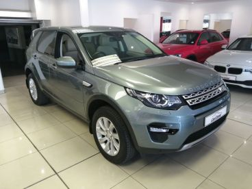 Pre-owned Land Rover Discovery Sport 2.2 SD4 HSE for sale in