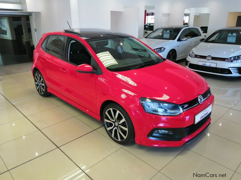 Pre-owned Volkswagen Polo 1.0 TSI DSG R-Line for sale in