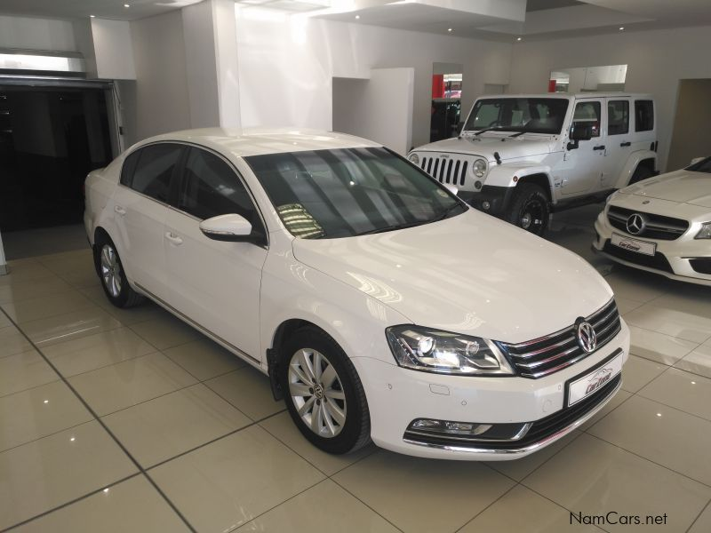 Pre-owned Volkswagen Passat 2.0 TDI DSG Comfortline for sale in