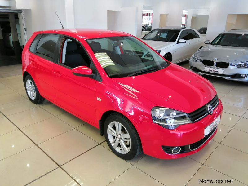 Pre-owned Volkswagen Polo Vivo GP 1.6i Comfortline 5Dr for sale in