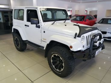 Pre-owned Jeep Wrangler 3.6 Sahara A/T 2Dr for sale in
