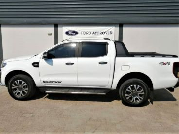 Pre-owned Ford Wildtrack 3.2 for sale in