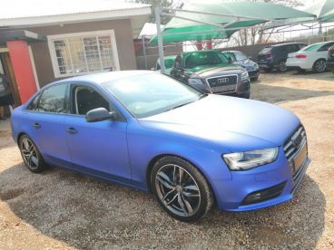 Pre-owned Audi AUDI A4 for sale in