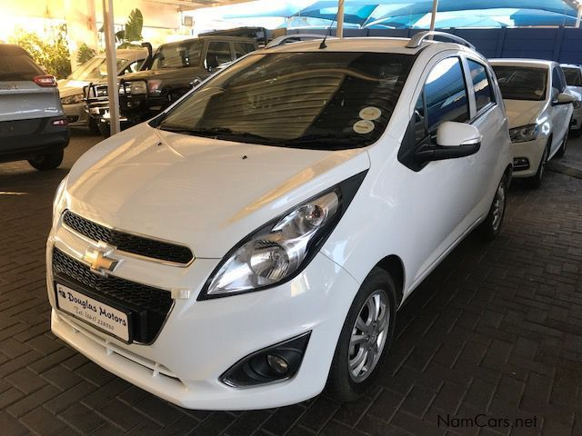 Pre-owned Chevrolet Spark 1.2 LS 5Dr for sale in